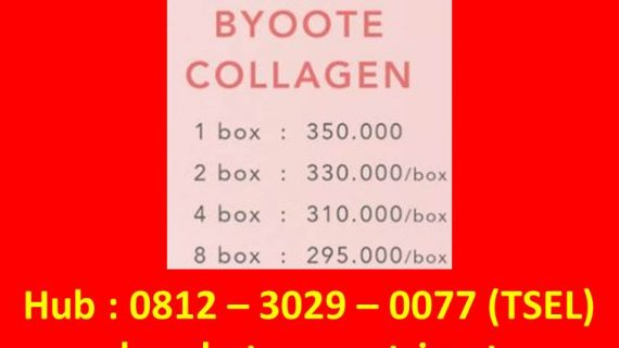 Byoote Tegal | 0812 – 3029 – 0077 (TSEL) Agen Byoote Tegal